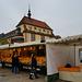 Markttag auf dem Schlossplatz