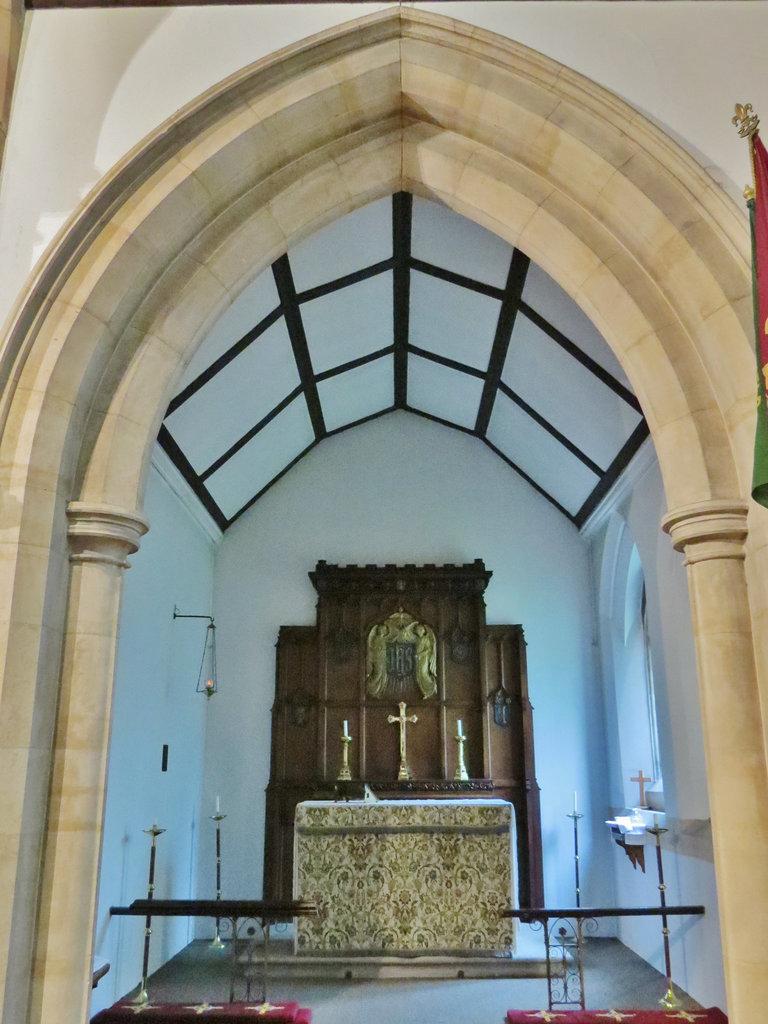 enfield, st.mary magdalene church, london