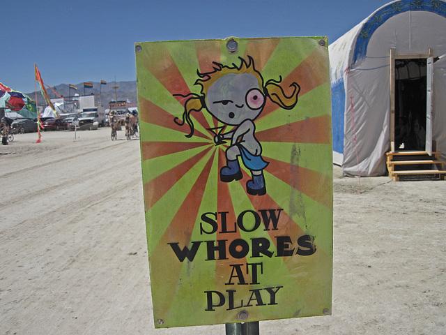 Slow Whores At Play (6329)