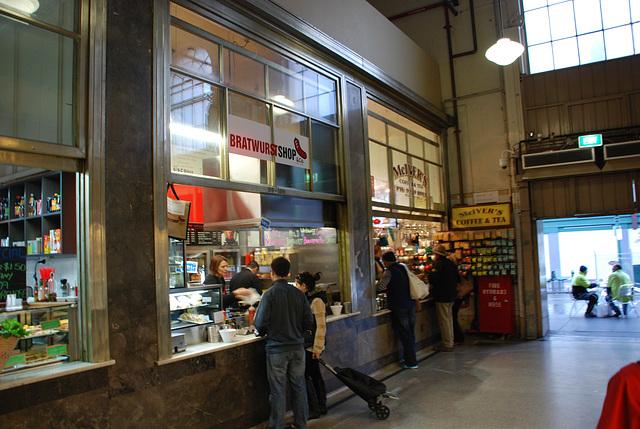 Queen Victoria Market, Melbourne, VIC, Australia