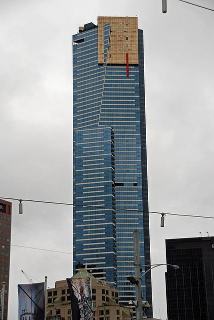 Eureka Tower,  Melbourne, VIC, Australia