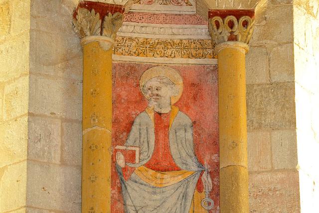 St-Pierre - Eglise de Châteloy