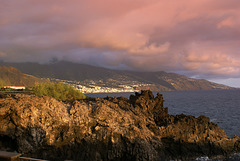 Blick auf Santa Cruz de La Palma. ©UdoSm