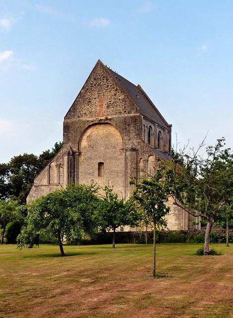 Saint-Gabriel-Brécy - Prieuré Saint-Gabriel