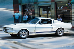 1967 Shelby GT 500 Mustang