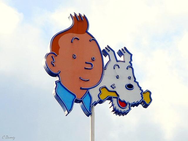 Faire Tintin !