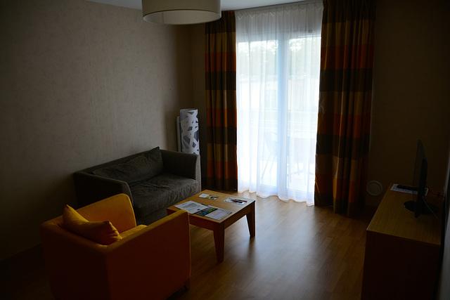 Bayeux 2014 – My apartment