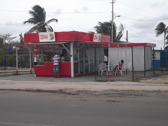 Pollo Guanabo.