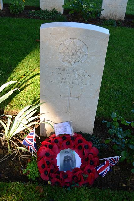 Bayeux War Cemetery 2014