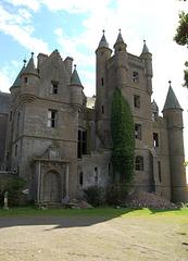 Balintore Castle, Angus, Scotland