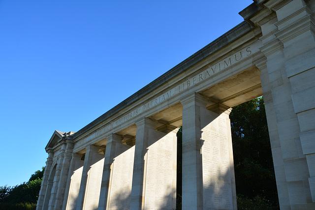 Bayeux War Cemetery 2014 – Nos a Gulielmo victi victoris patriam liberavimus