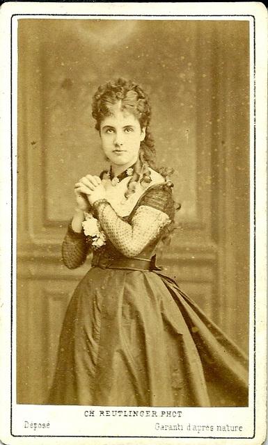 Adelaide Neilson by Reutlinger
