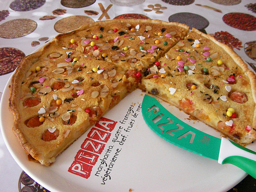 tarte aux sweetbaby