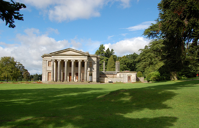 Camperdown House, Dundee, Angus, Scotland