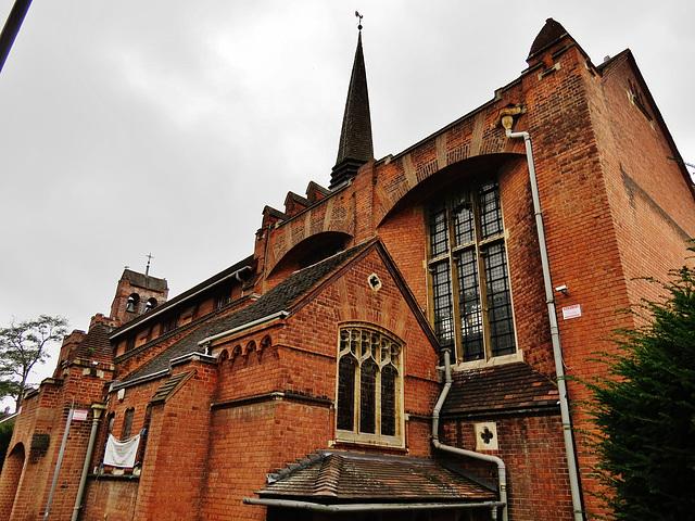 st.aldhelm's church, edmonton, london
