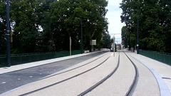 BESANCON: Essais du Tram. 03