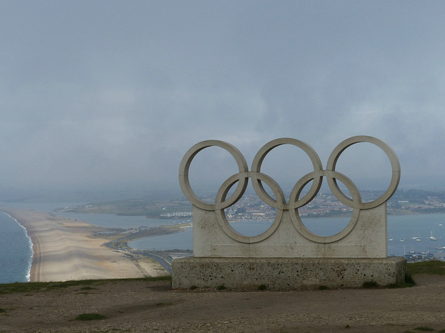Olympic Rings, Portland (2) - 1 September 2014