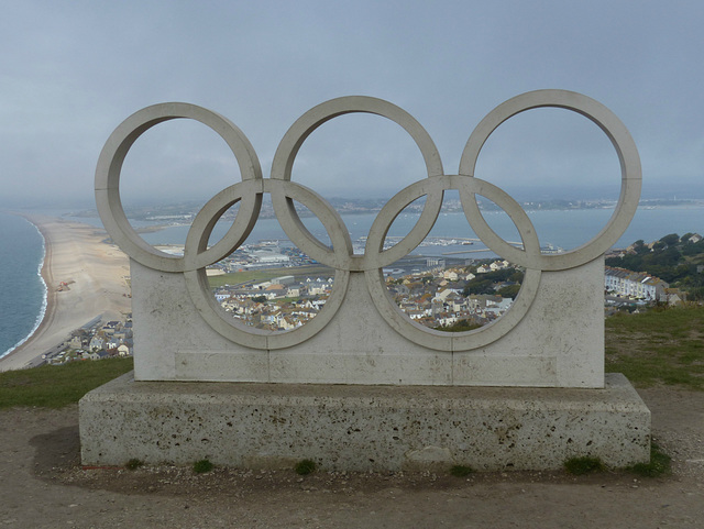 Olympic Rings, Portland (3) - 1 September 2014