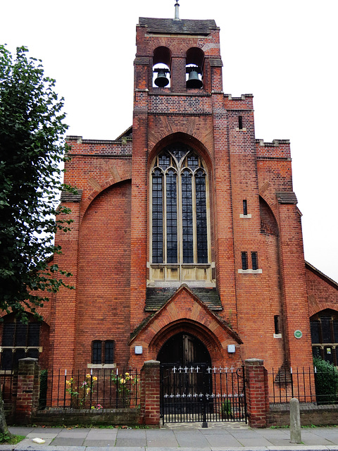 st.aldhelm's church, edmonton, london