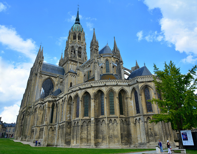 Bayeux 2014 – Cathedral