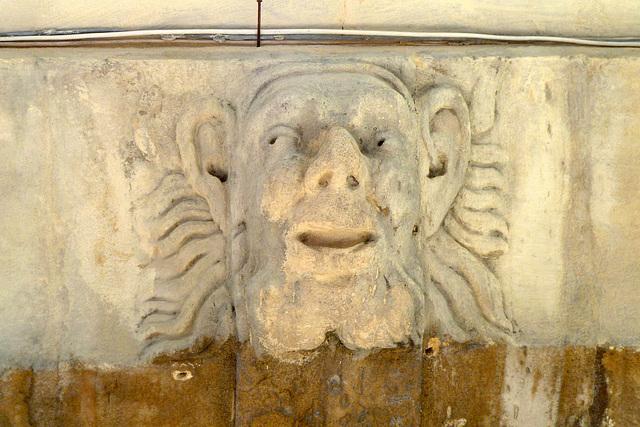 Bayeux 2014 – Stone ornament