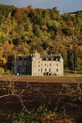 Castle Menzies, Perthshire, Scotland