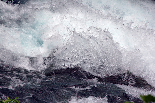 Umbaltal - am Wasserfallschaupfad