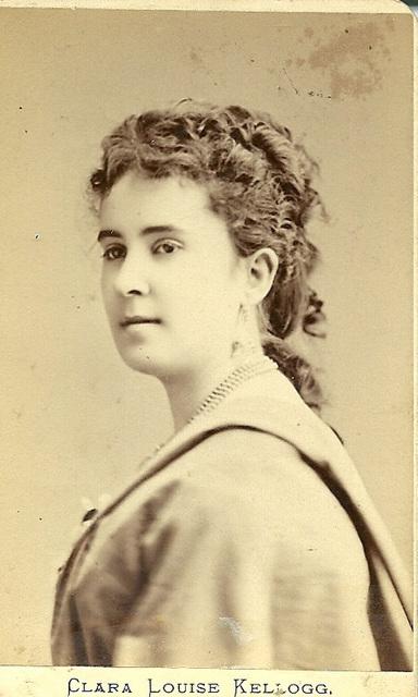 Clara Louise Kellogg by Cravers
