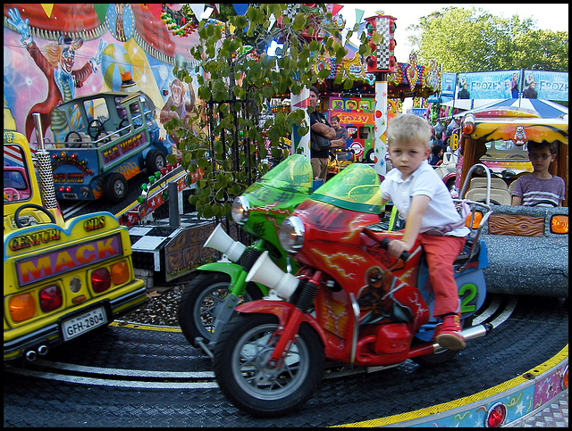young speedway rider