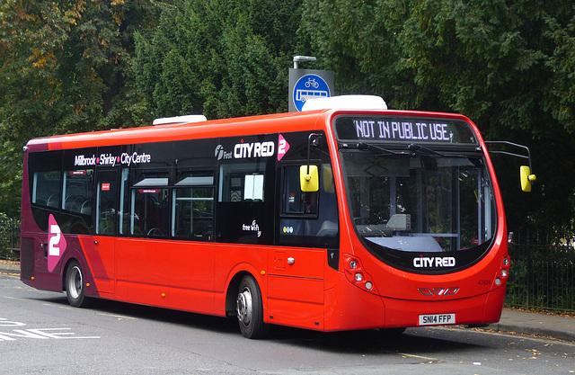 City Red (1) - 6 September 2014