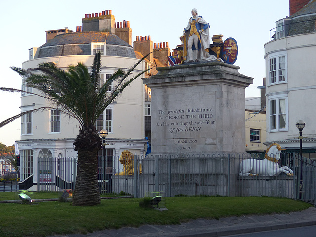 Kings Statue - 31 August 2014