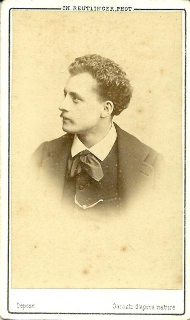 Victor Capoul by Reutlinger