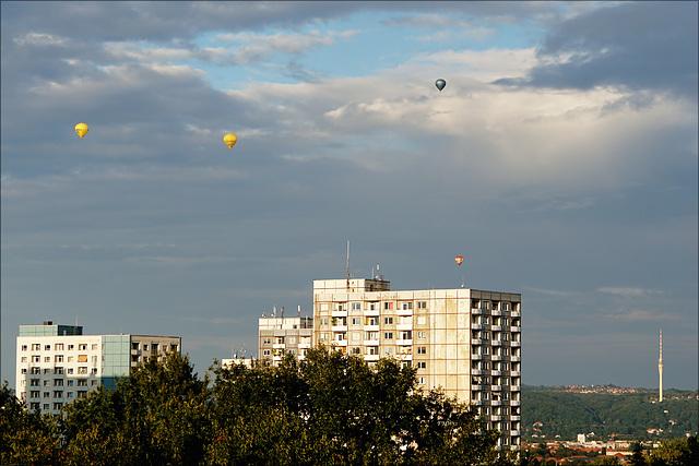 4 Ballons