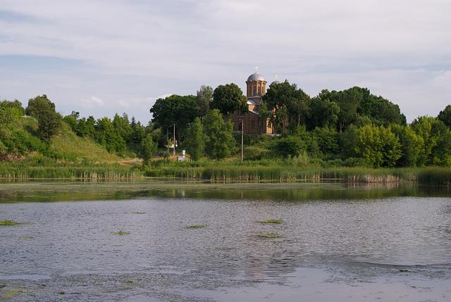 Grafs-Ignatjews-Mausoleum Kirche