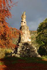 Black Watch Memorial, Aberfeldy, Perthshire