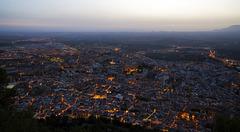 La ciudad en ascuas