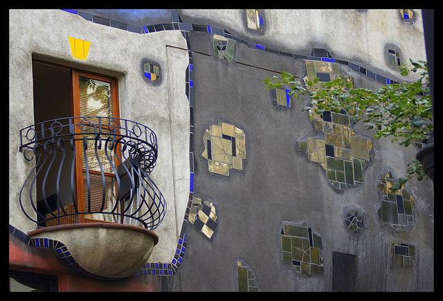 Hundertwasser Haus Vienne