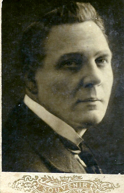 Feodor Chaliapin by Unknown