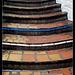 Vienne escalier Hundertwasser