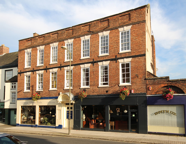 Church Street, Ashbourne, Derbyshire