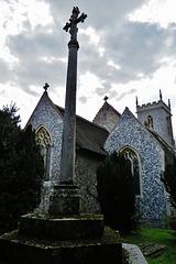 woodbastwick church, norfolk