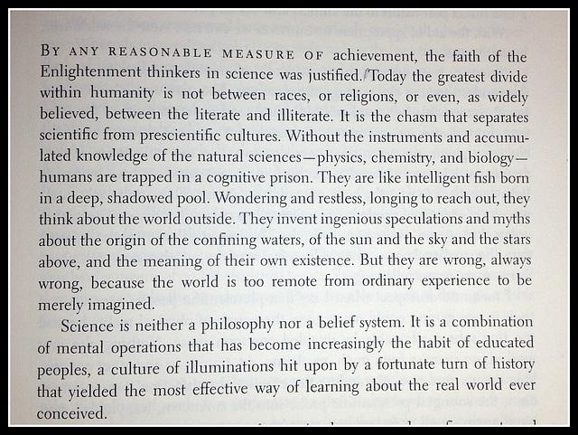 Page 45 - Conscellience ~ E O Wilson