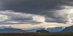 Stóri Dímon and Eyafjallajökull