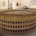 Model of the Colosseum in the Museum of Roman Civilization in EUR, July 2012