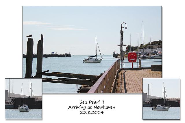 Sea Pearl II - Newhaven - 23.8.2014