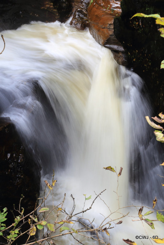 Falls on the River Braan