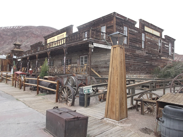 Calico Ghost Town.
