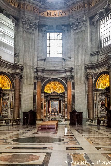 Rome - Vatican St. Peters - 052314-009