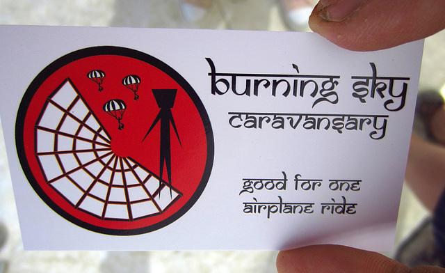 Burning Sky (2450)