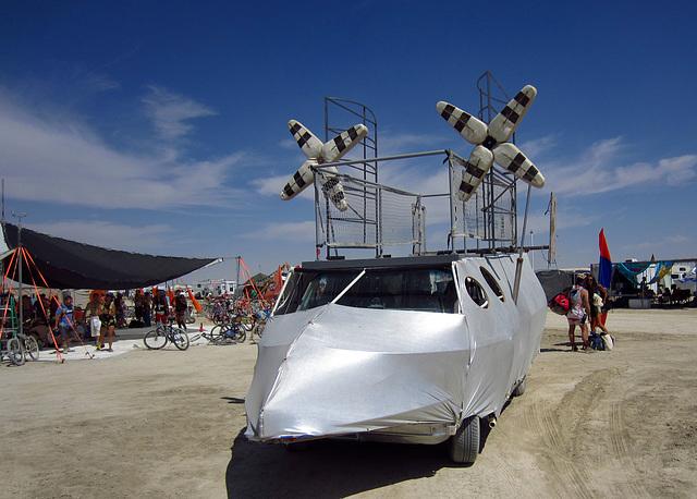 Burning Sky Mutant Vehicle (2454)